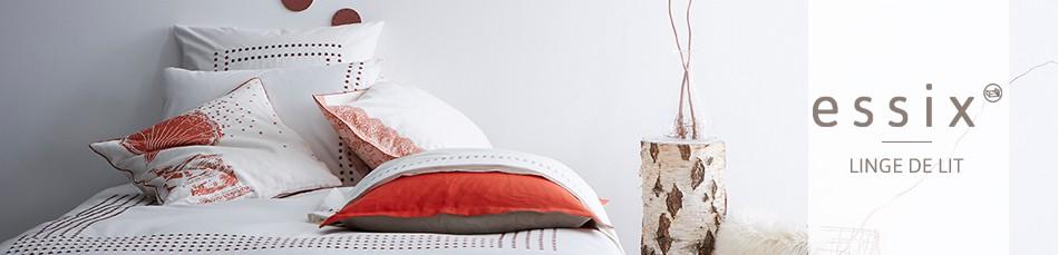 linge de lit essix home collection Boutique de décoration et de textile à Bellegarde (01) linge de lit essix home collection