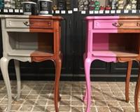 peinture bois the little shop